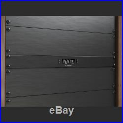 CONTROLLER 12, Thermal Fan Controller, Rack Mount 1U, for AV Cabinets 19 Racks