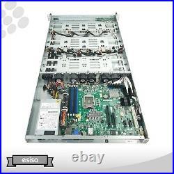 Chenbro NR12000 1U 1x 8m QUAD CORE E3-1230v2 3.3GHz 32GB RAM NO HDD