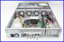 Chenbro RM21508B 2U SERVER WITH X8SIL HEATSINK POWER SUPPLY