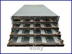 Chia Coin XCH Mining/Farming Storage Enclosure With 60x 3.5 Hard Drive Bays, Rails