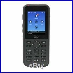 Cisco 8821 Wireless IP VoIP Phone CP-8821-K9 World Mode Cisco Refresh