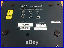 Cisco ASA5505-BUN-K9 Firewall Security Appliance 10 Users ASA5505-BUN-K9