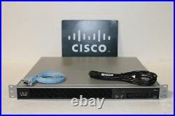 Cisco ASA5512-K9 ASA 5512-X Firewall Adaptive Security Appliance 1 Year Warranty