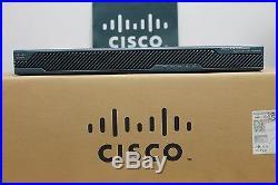 Cisco ASA5550-BUN-K9 VPN Premium License 4GB/256M + 4GE-SSM Adaptive Security