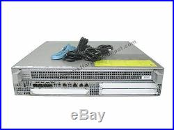 Cisco ASR1002-5G/K9 Chassis with Dual AC Power ASR1000-ESP5 1 YEAR WARRANTY