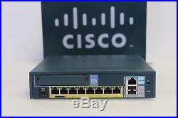 Cisco Asa5505 Security Firewall Unimited Users 512mb Dram Fully Tested Asa 5505