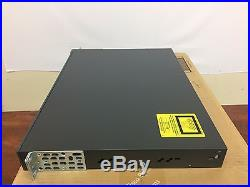Cisco Catalyst WS-C2960G-48TC-L 48-Port 10/100/1000 Gigabit Switch SameDayShip