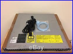 Cisco Catalyst WS-C4948E-E 48 Port Gigabit 4x 10G SFP+ Layer 3 Switch Dual Power