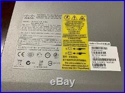 Cisco N3K-C3064PQ-10GX Nexus 3064 48-Port SFP+ 10Gb 4x QSFP+ Dual DC With EARS
