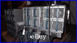 Cisco UCS 5108 Blade Server Chassis B200-M1 Blades 16x E5540 2.53Ghz 192GB