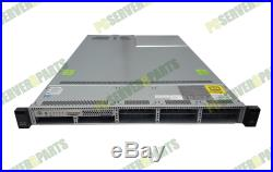 Cisco UCS C220 M3 SFF Server 16-Core 2 60GHz E5-2670 128GB RAM No 2 5