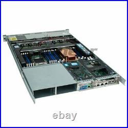 Cisco-UCS UCSC-C220-M3S Server, 2x 4-C E5-2609 2.4 GHz, 8GB, 2x146GB 15k, RAID
