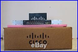 Cisco WS-C2960G-8TC-L Gigabit Ethernet Switch 2960G 1-Year Warranty FREE SHiP