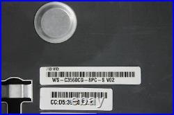 Cisco WS-C3560CG-8PC-S CATALYST 3560C SWITCH 8GBE POE+ 2XDUAL UPLINK IP BASE