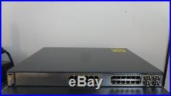 Cisco WS-C3750G-24TS-S1U 24 Gigabit Port Layer 3 Switch