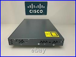 Cisco WS-C3750V2-48PS-S 48 Port PoE Switch 1 YR WARRANTY SAME DAY SHIPPING