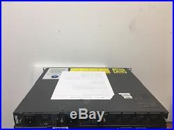 Cisco WS-C4948-10GE-S 4948-10GE 48 Port Gigabit +10GB Switch with Dual AC 15.0 OS