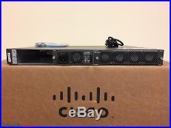 Cisco WS-C4948-10GE-S 4948-10GE 48 Port Gigabit +10GB Switch with Single AC 15.0