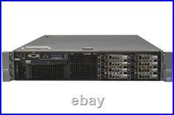 DELL PE R710 Rack Server, 12 Cores / 24Threads/ 1.2TB SAS / H700 Raid /Homelab