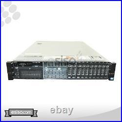 DELL POWEREDGE R720 SFF 16 BAY BAREBONES 2x HS 2x PSU H710 NO CPU NO RAM NO HDD