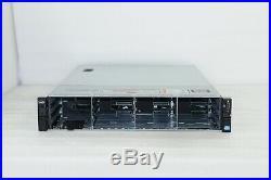DELL POWEREDGE R720xd 12LFF 2x 6 CORE E5-2620 2.0GHz 32GB RAM H310 NO HDD