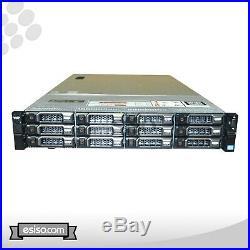 DELL POWEREDGE R720xd 12LFF 2x 8 CORE E5-2689 2.6GHz 16GB RAM H710 NO HDD
