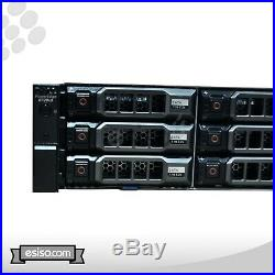 DELL POWEREDGE R720xd 12LFF 2x 8 CORE E5-2689 2.6GHz 32GB RAM H710 NO HDD
