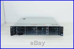DELL POWEREDGE R720xd 12LFF BAREBONES 2x HS 2x PSU NIC NO CPU RAM HDD