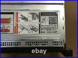 DELL POWEREDGE R730xd SERVER 24BAY 2.5 BAREBONE MOTHERBOARD FAN H730 750W HC5VX
