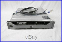 DELL POWERVAULT MD1220 24X 600GB 10K SAS Hard DRIVES Jbod Expansion R710 R610