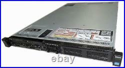DELL PowerEdge R620 2×E5-2670 Xeon 8-Core 2.6GHz 32GB RAM 2×300GB SAS RAID