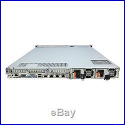 DELL PowerEdge R620 Economy Server 2x2.00Ghz E5-2640v2 8C 128GB 2x 146GB 15K SAS