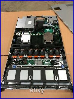 DELL PowerEdge R630 10 bay barebones server Motherboard+Chassis+Heatsink1X 495W