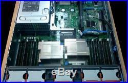 DELL PowerEdge R710 Server 2xSix-Core Xeon 2.66GHz + 48GB RAM + 6x300GB 15K SAS