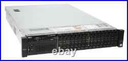 DELL PowerEdge R720 // 2x E5-2620, 32 GB, 16x SFF, H710 mini, 2x PSU