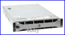 DELL PowerEdge R720 // 2x E5-2640, 32 GB RAM, 8-fach LFF, H710, 2x PSU