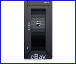 DELL PowerEdge T30 Mini Tower Server Intel 3.5 1TB Entry HDD 4GB DIMM