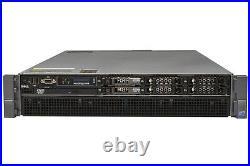 DELL R810 Server 4x EIGHT Core Xeon X7550 64 Cores 128GB RAM 2x SSD vmware cto