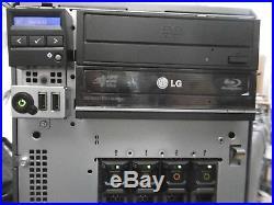 DEll PowerEdge T710 E04S 2x Quad Xeon E5530 2.4 48GB Ram 6x300 15K HDD H700 Raid