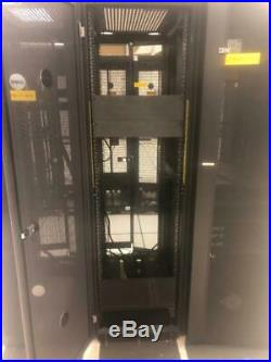 Dell 4210 42U Server Rack Cabinets with Casters