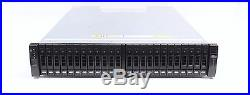 Dell Compellent 19 2U EB-2425 6G SAS 24x 2,5 MS Server 2016 Storage Spaces