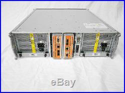 Dell EqualLogic PS6010 10GbE 48TB 16x 3TB SAS iSCSI SAN Storage System PS6010E