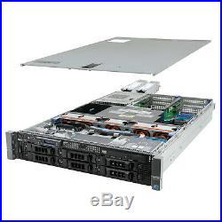 Dell High-End Virtualization Server 12-Core 128GB RAM 12TB RAID PowerEdge R710