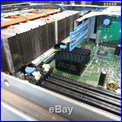 Dell PowerEdge 2950 III Server 2x3.0GHz E5450 Quad Core 32GB PERC6i + 6 Trays