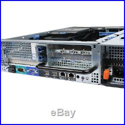 Dell PowerEdge 2950 Server II 2x 2.33GHz E5345 Quad Core 16GB 2x1TB PERC5i RPS