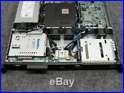 Dell PowerEdge R210 II Server with Intel Xeon E3-1220, 8GB & 2x 500GB HDDs