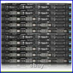 Dell PowerEdge R320 Server 2.20GHz E5-2430 6 Cores 32GB H310 6TB Storage