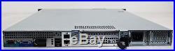 Dell PowerEdge R410 2x Intel Xeon X5675 3.07GHz 16GB DDR3 2x 250GB HDD 1U Server
