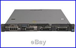 Dell PowerEdge R410 Server 2x 2.40GHz 8 Cores 16GB iDRAC 1x 500GB SATA