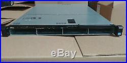 Dell PowerEdge R420 4B Bare LGA 1356 2x Heatsink 2x 550W PW 1X H710 SAS Raid